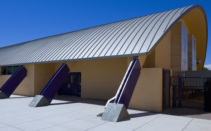 Kirtland New Mexico Metal Roof Renovations Commercial